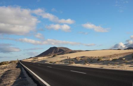 Fuerteventura - Dunes - Corralejo