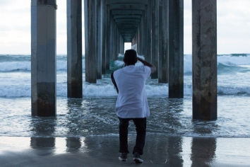 Pier in La Jolla - San Diego